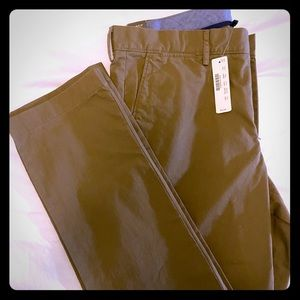 J.Crew Men's Urban Slim Fit Pants 32x34 (NWT)